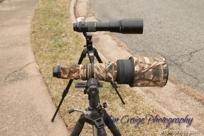 Nikon 500mm F/4 P