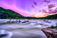 2017 Sandstone Falls-West Virginia